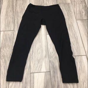 Zella black workout leggings small